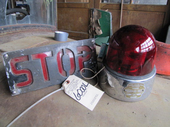 Pierce County Original Bubble Gum LIght and ASTop Signal