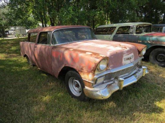 1956 Chevrolet Nomad Wagon CC#5-