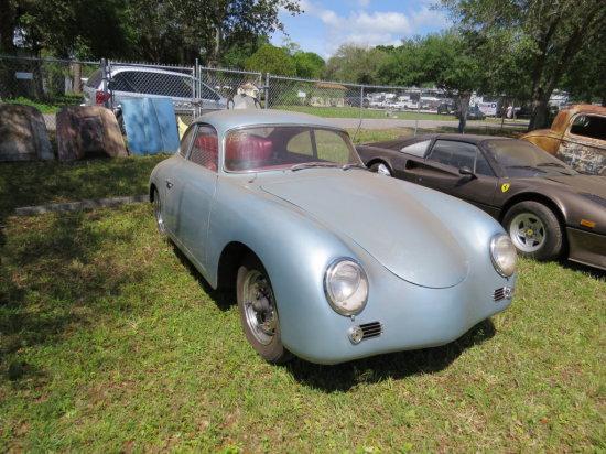 1958 Porsche 356 Coupe 104168