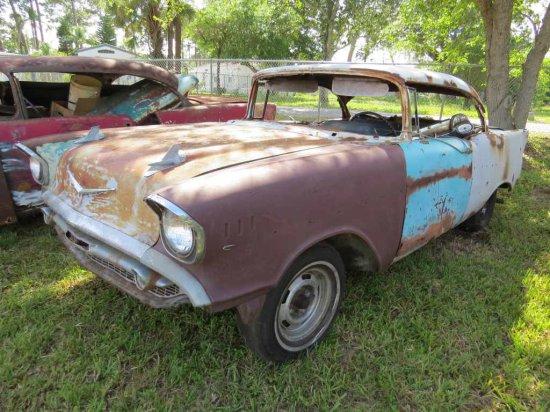 1957 Chevrolet 2dr Hard Top
