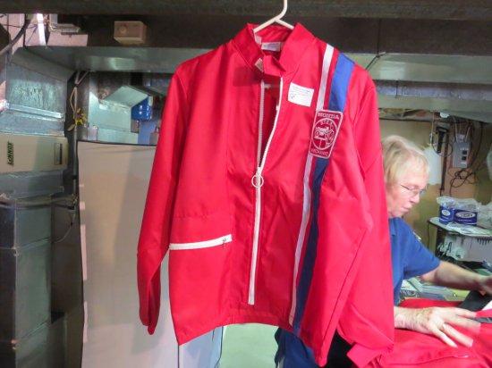 Vintage Honda Mechanics School Jacket