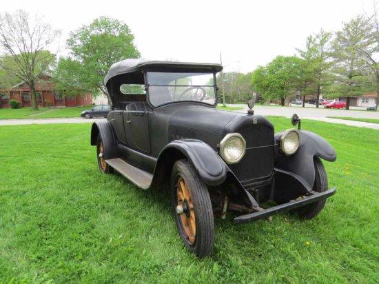 1920 Peerless Model 56 4dr Roadster