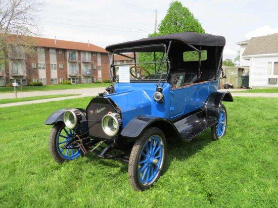 1913 Studebaker Model 25A Touring