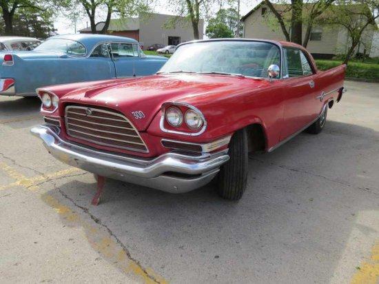 1959 Chrysler 300E 2dr HT