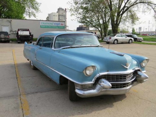 1955 Cadillac Coupe Deville Series 62