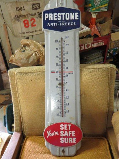 Prestone Porcelain Thermometer