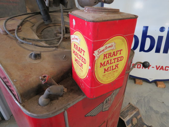 MALTED MILK CAN