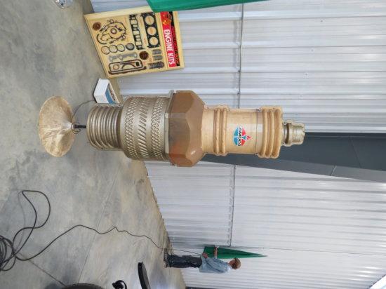 AC/Sparkplug Display Unit