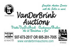 VanDerBrink Auctions, LLC