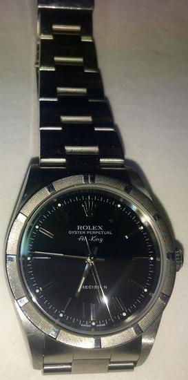 Rolex Oyster Perpetual Air-King men's watch