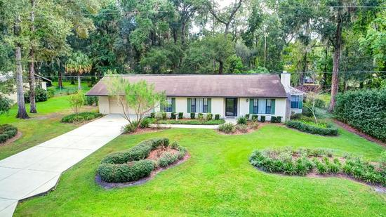 3 Bedroom 2.5 Bath CBS on Beautifully Landscaped .54 Acre Lot
