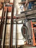 Lots of Scrap Metal, Shelving & Benches