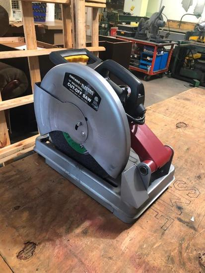 Chicago Electric Circular Saw