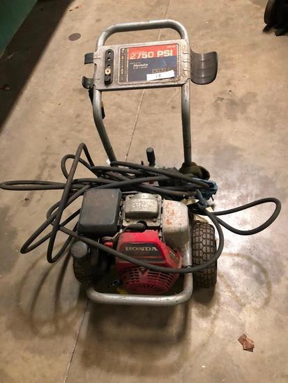 Honda Premium 2750 PSI FR2750 Pressure Washer