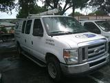 2012 Ford Econoline Van, VIN # 1FTNE2EWXCDA72742