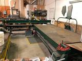 Engel Shop Master with Notching Unit