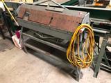 Enco Manufacturing Box and Pan Finger Break