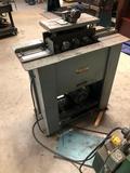 Lockformer Electric Pittsburg/Cleat Machine