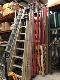 10' Fiberglass Step Ladder