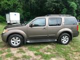 2008 Nissan Pathfinder Multipurpose Vehicle (MPV), VIN # 5N1AR18U18C654003