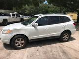 2008 Hyundai Santa Fe Multipurpose Vehicle (MPV), VIN # 5NMSG73D78H163641