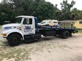 1998 International 4900 Truck, VIN # 1HTSDAAL2WH499179