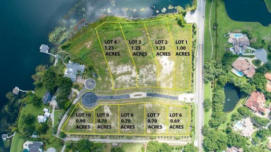 Parcel 1: 1002 Rosser Reserve Lane