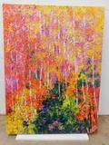 HERRING, MARCIA MEDIUM: Acrylic on canvas