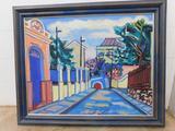 INIMA DA PAULA, JOSE (Brazil) DATE: 1971 MEDIUM: Oil on canvas