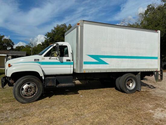 2000 Chevrolet C6500 Truck, VIN # 1GBJ6H1C3YJ500125