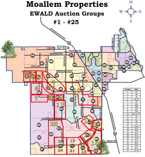 Palm Bay Real Estate Lot Auction