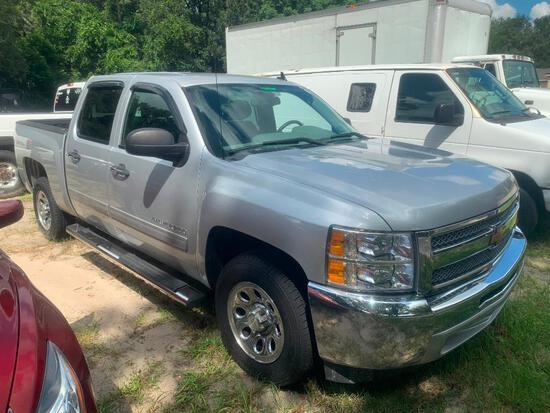 2013 Chevrolet Silverado Pickup Truck, VIN # 3GCPCREA9DG125527