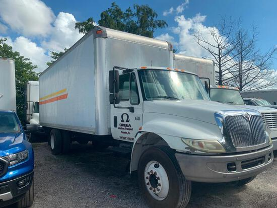 2007 International 4200 Truck, VIN # 1HTMPAFM37H414790