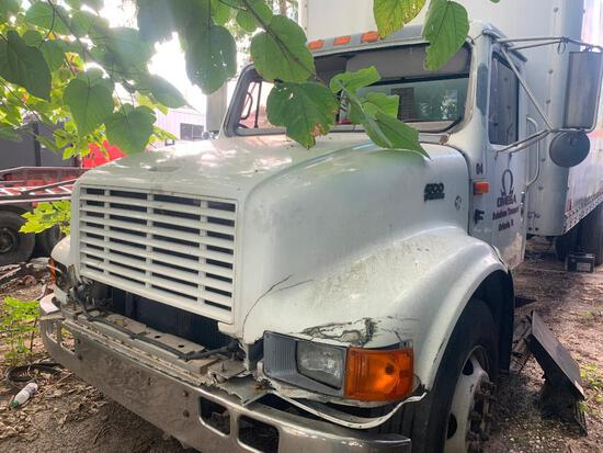 2000 International 4700 Truck, VIN # 1HTSCABM1YH311071