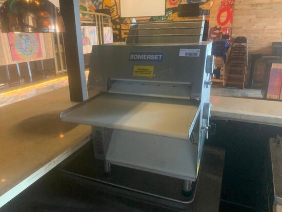 Somerset CDP-1550 dough roller/sheeter