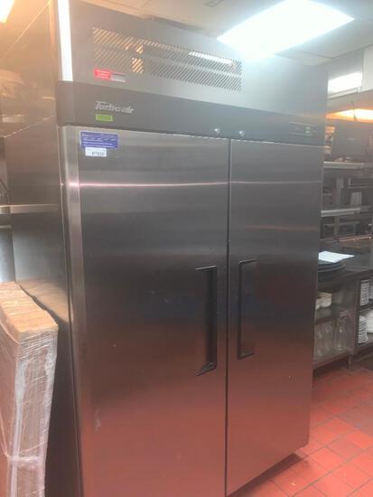 Turbo Air M3 2 door refrigerator