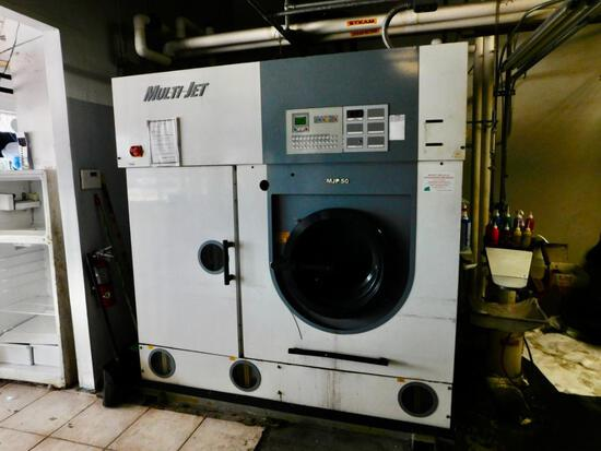Real Star (Italy)MJP50 Multi-Jet Perc dry cleaning machine