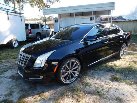 2013 Cadillac XTS Passenger Car, VIN # 2G61N5S35D9118019