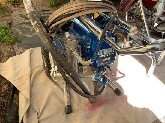 Ultimate MX II 695 Airless Sprayer by Graco