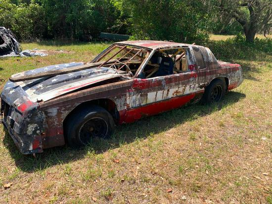 Old Race Car - Scrap only