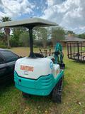 Mini Excavator Runs and works fine. 223 hours