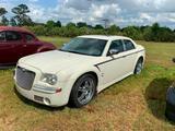 2007 Chrysler 300C Passenger Car, VIN # 2C3KA63H47H762638