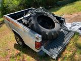 Pick up Trailer Attachment with tires