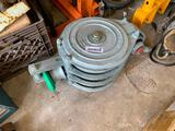 10 inch sheave pully
