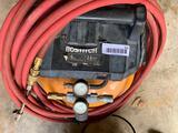 Bosch single stage portable electric compressor 6 gallon 2.6 SCFM