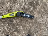 Ryobi 8 inch electric pole saw