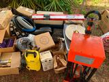 Large lot of misc. tools and parts