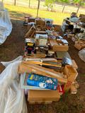 Large misc. lot of parts