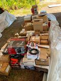 Large lot of misc. parts