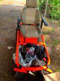 Beach Traxx Sand Motorized Wheelchair (needs new battery)